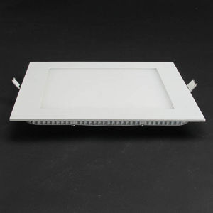 Square LED Panel Light 3W-24W pictures & photos