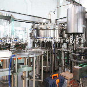 2017 New Tech Carbonated Drinks Filling Capping Machine Factory pictures & photos