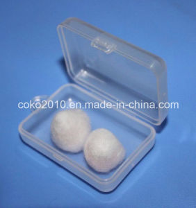 Disposable Wax Earplugs Waterproof and Oundproof pictures & photos