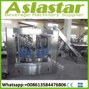 1200bph Full Automatic 5 Gallon Bucket Mineral Water Filling Machine pictures & photos