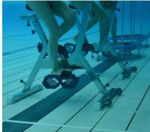 Swimming Pool Hydro SPA Fitness Aqua Bike pictures & photos