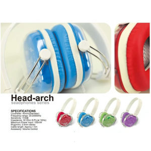 Stereo Headphone, Promotion Headset (HEP-520)