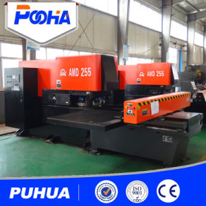 Mechanical Drive CNC Turret Punch Press Machine for Metal Sheet pictures & photos