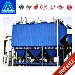 Air Box Pulse Bag Dust Collector for Producing Slag Micropowder in Factory pictures & photos
