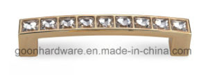 New Crystal Furniture Cabinet Kitchen Pull Handles G18506 pictures & photos