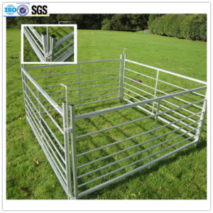 High Quality Galvanized 7 Rails Sheep Fence Farm Fencing Panel pictures & photos