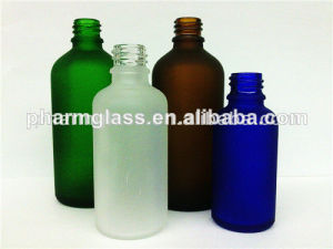 Amber Glass Bottle, with DIN18mm Finish, Essential Oil and E-Liquid pictures & photos