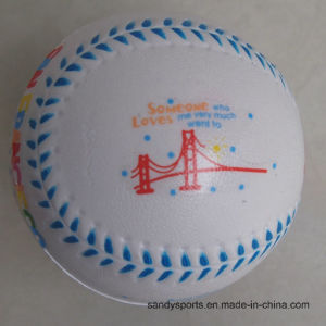 Promotional PU Foam Stress Baseball pictures & photos