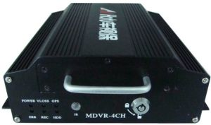 H. 264 Car DVR/ Hard Disk DVR/ 4channel Mobile DVR (HT-6504)