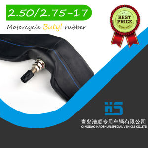 Motorcycle Butyl Tube Inner Tube 3.00-18 pictures & photos