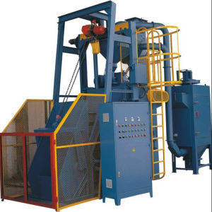 China Shot Blasting Cleaning Machine pictures & photos