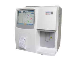 Hot Sale 3 Part Hematology Analyzer for Hospital Use pictures & photos