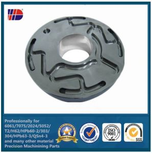 High Precision CNC Aluminum Machining Part / Machine Part pictures & photos