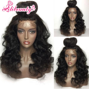 Medium Size Lace Front Wig for Black Women pictures & photos