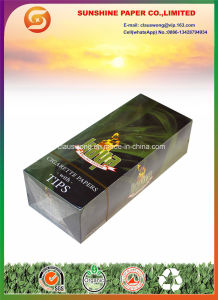 Medium Size Kaya Rolling Paper with Filter Tips pictures & photos