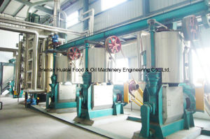 2015 China Top Quality Huatai Brand Edible Oil Machine-Edible Oil Making Production Line Equipment with CE