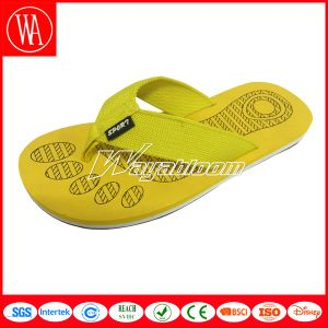 Outdoors Beach Slippers for Women Soft Men Flop Flips pictures & photos