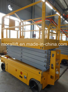 300kg Self-propelled Scissor Lift Platform with CE pictures & photos