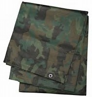 Multipurpose waterproof Camo Color Poly Tarp pictures & photos