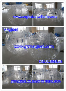 High Quality Crazy Loopy Ball, Human Bubble Ball for Football (RA-075) pictures & photos