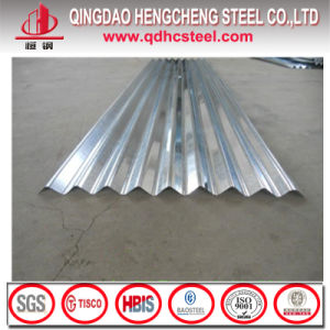 Z100 SGCC Thin Gauge Thickness Galvanized Corrugated Steel Sheet pictures & photos