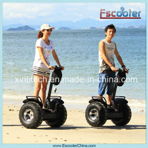 2015 New 2000W Hub 2 Wheel Electric Scooter Hot on Sale pictures & photos