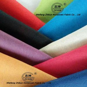 Spun Bonded Non Woven Fabric 100% pictures & photos
