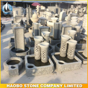 Wholesales Cheap Granite Water Fountains for Garden Decoration pictures & photos