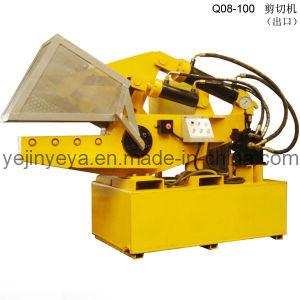 Q08-100 Aluminum Scrap Hydraulic Alligator Cutting Machine (factory) pictures & photos