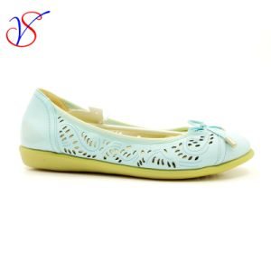 Two Color Soft Comfortable Flax Lady Women Shoes Sv-FT 01 pictures & photos