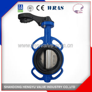 Centerlined Type Butterfly Valve to American Standard (HY. F0711) pictures & photos