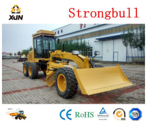 Official Manufacturer Py9130 9tons Motor Grader pictures & photos