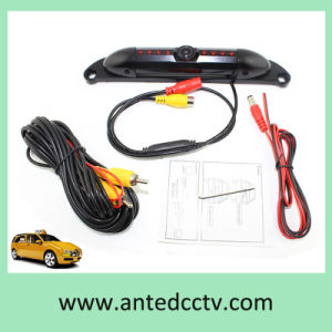 Us Amercian Car License Plate Mount Rearview Camera with Night Vision pictures & photos