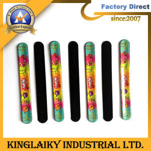 Promotional Low Price PVC Slap Wrap with Printing Logo (KLW-2) pictures & photos