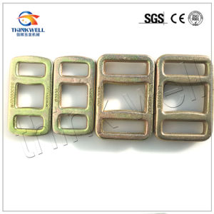 Forged Steel Galvanized One Way Lashing Buckle/Ring/Adjuster Buckle pictures & photos
