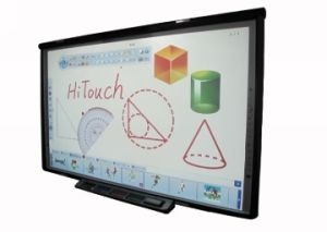 Dual User Smart Interactive Whiteboard for Classroom and Meeting Room