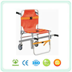 Maya China First-Aid Devices Aluminum Alloy Folding Stair Stretcher pictures & photos