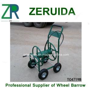Measures 750 X 590 X 910mm Garden Hose Reel Cart (TC4703) pictures & photos
