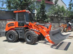 Front Loader Zl16D for Snow Working pictures & photos