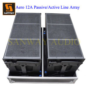 Aero 12A PRO Audio Speakers System, Powered / Active Line Array pictures & photos