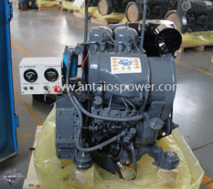 Deutz Air-Cooled Diesel Engine F2l912 pictures & photos