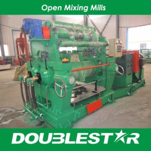 Rubber Cracker/Rubber Crusher /Rubber Cracker Mill Machine pictures & photos