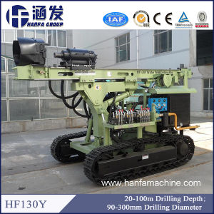 Hf130y Anchor Drilling Rig DTH Hammer Drilling Machine Rock Drill pictures & photos