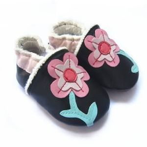 Guaranteed 100% Soft Soled Genuine Leather Baby Shoes pictures & photos