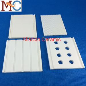 Abration Resistant 95% 99.7% Alumina Ceramic Plate pictures & photos
