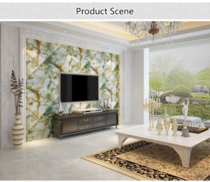 Glazed Porcelain Tile Micro Crystal Stone Floor Polished Tile Indoor & Outdoor Floor Tile pictures & photos