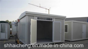 Container Houses/Accommodation with Saddle Roof (shs-fp-accommodation008) pictures & photos