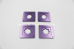 Custom CNC Precision Machining Aluminum Parts, Professional 5 Axis CNC Turning Samll Precision Parts with Colorful Anodized pictures & photos