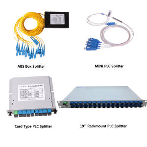Hotsale Fiber Optic PLC Splitter for 1*2/4/5/8/16/32 with Cheaper Price pictures & photos