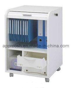 Filling Cabinet with Plastic Tambour Door